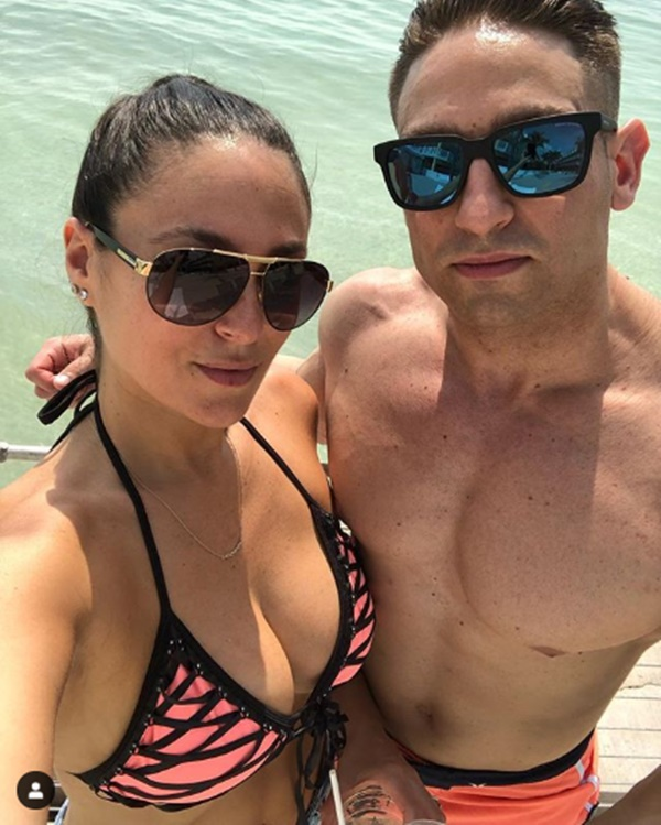 Former 'Jersey Shore' star Sammi 'Sweetheart' Giancola is engaged