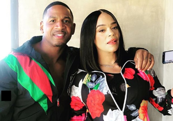 Stevie J and Faith Evans Expecting First Child Together