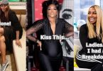 Cynthia Bailey + Porsha Williams Turn Backs on NeNe Leakes