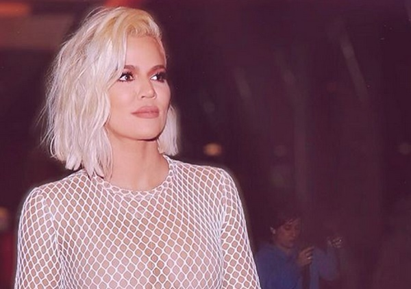 Khloe Kardashian Thanks Kim Kardashian for Smashing Ray J