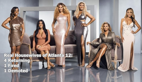 Real Housewives of Atlanta Star FIRED