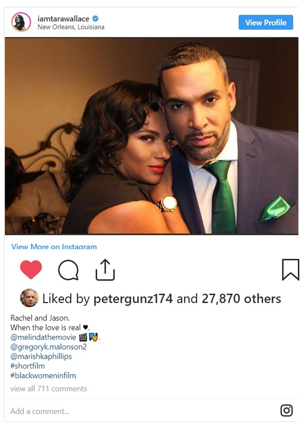 Tara Wallace Has a New Man; Peter Gunz Reacts