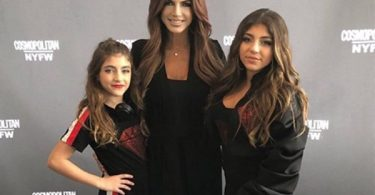 Teresa Giudice + Daughters Ready for Joe Giudice's Potential Deportation