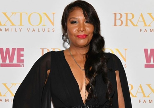Towanda Braxton Files For Chapter 7 Bankruptcy