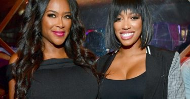 Porsha Williams + Kenya Moore Have Something In Common