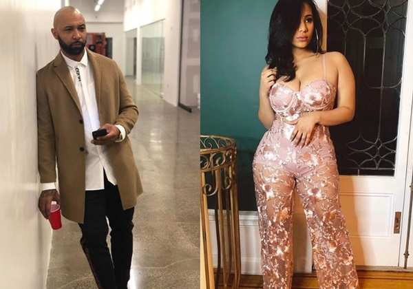 LHH Couple Joe Budden + Cyn Santana Breakup