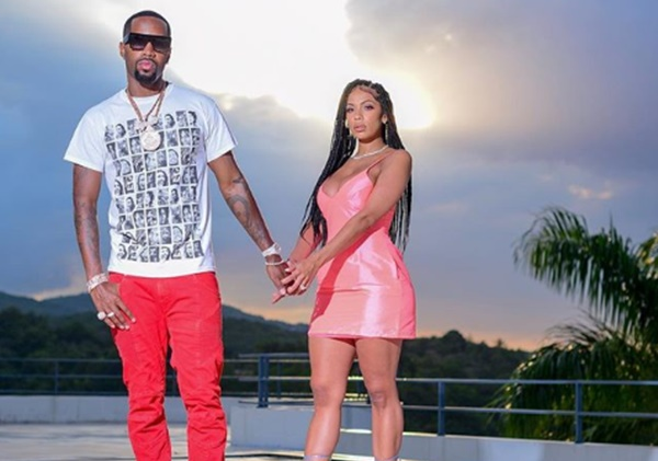 Joe Budden Happily Reveals Safaree and Erica Mena SPLIT