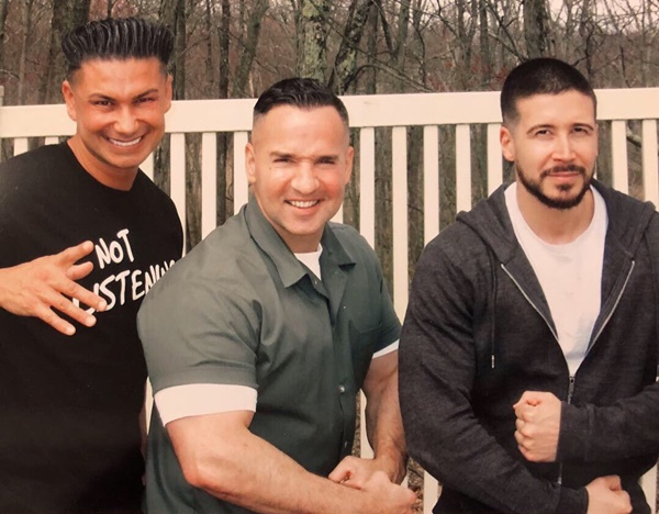 Mike The Situation Spotted in First Prison Photo