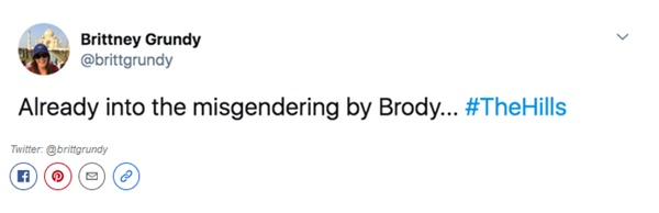 Brody Jenner Misgenders Caitlyn Jenner