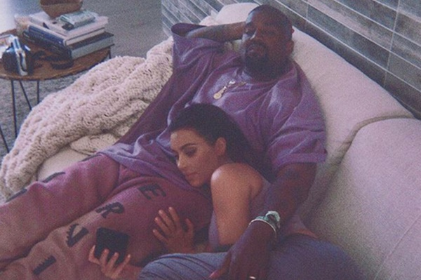 Kim Kardashian Introduces Baby Psalm Ye To The World