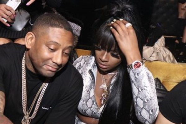 Maino and Girlfriend Maggie Carrie Calling it QUITS