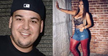 Basketball Wives' Evelyn Lozada LOVES Rob Kardashian BIG Sausage