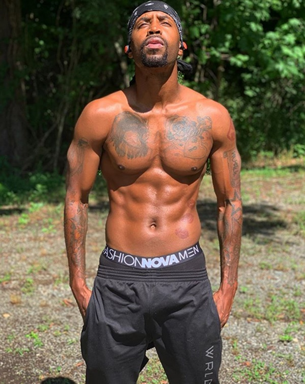 Safaree Been Cheating with IG Model While Engaged