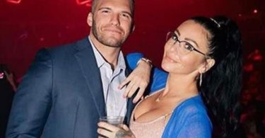 "Jenni ""JWoww"" Farley Steps Out With New Man Zack Clayton Carpinello"