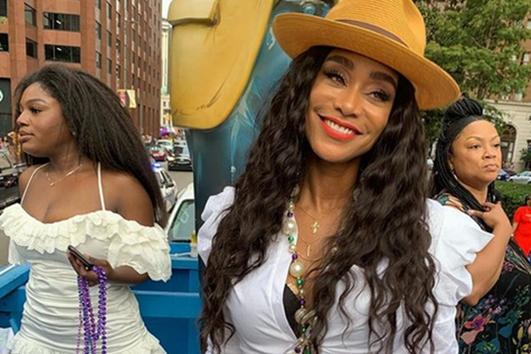 Tami Roman DONE With Shaunie O'Neal