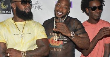 Black Ink Crew Ceaser Arrested