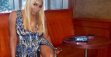 Atlanta Housewife Nene Leakes PISSED with Marlo Hampton