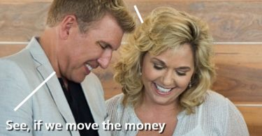 Todd Chrisley + Julie Surrender to FBI