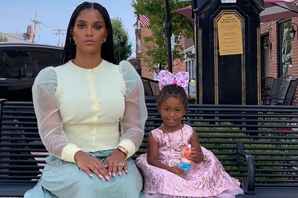 Joseline Checks Media For FAKE NEWS About Primary Custody of Bonnie Bella