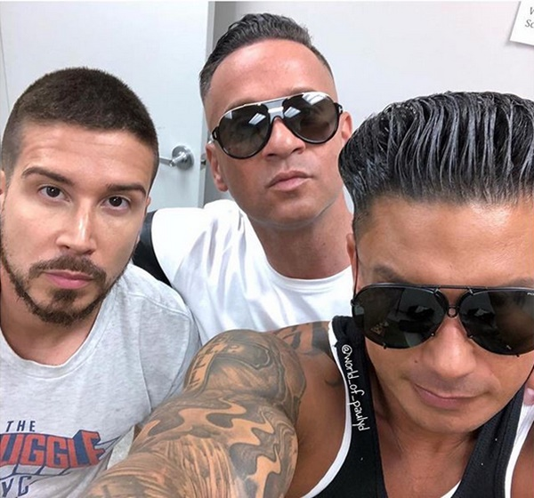 Jersey Shore Mike The Situation Is A Free Man