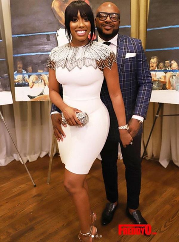 ATL Housewives Porsha Denies Secret Marriage to Dennis