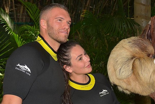JWoww & Zack '24' Carpinello Officially Back Together