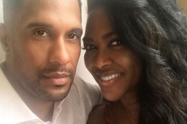 Atlanta Housewives Kenya Moore Reconciling with Marc Daly