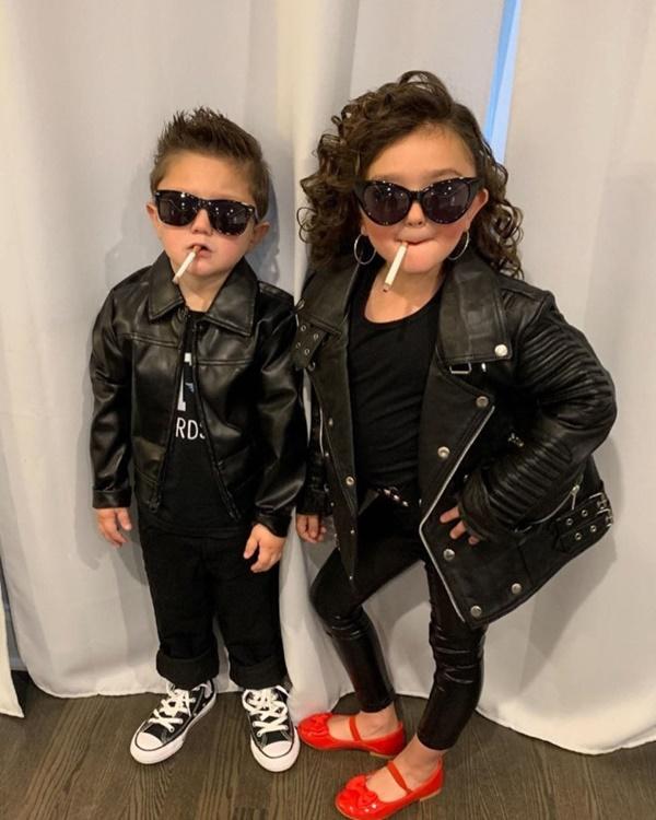 JWoww Ex-Husband Roger Mathews Criticized for Kids' Halloween Costumes