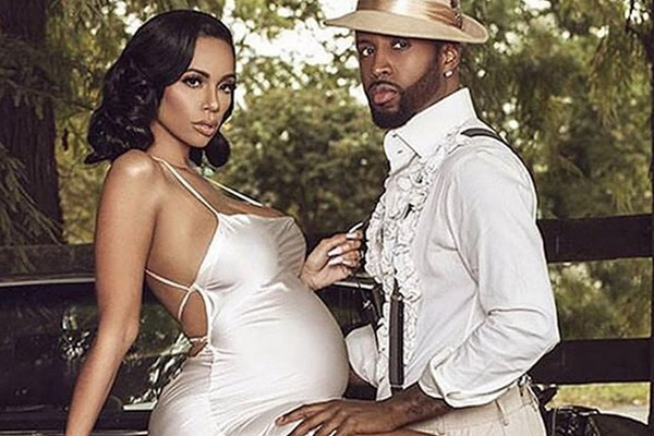 Erica Mena and Safaree Expecting First Baby Together