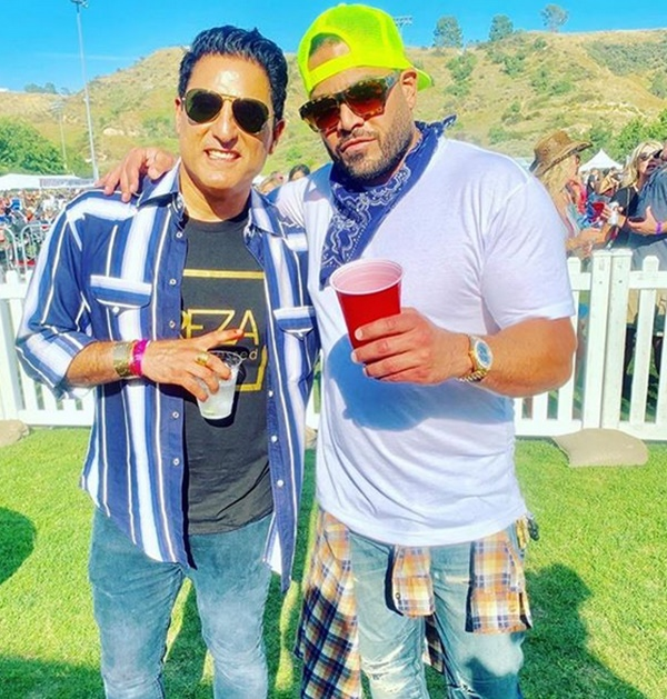 Reza Farahan FIRES A Cease & Desist To Mike Shouhed