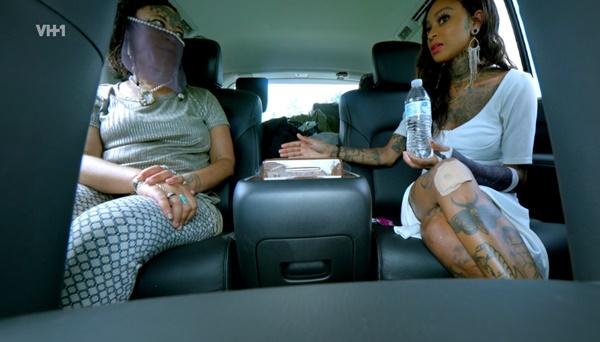 Black Ink Compton: Vudu's Mom Gaslights Her