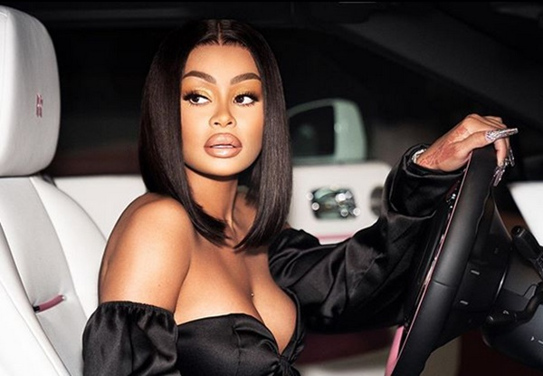 Blac Chyna Facing EXPLOSIVE Allegations of Drug Abuse