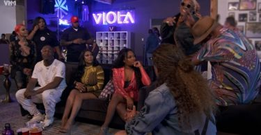 A1 SLAPPING Misster Ray Finally Happened On LHHH