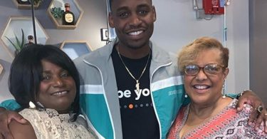 Neek Bey Shares A Beautiful Moment About Charmaine's Mom