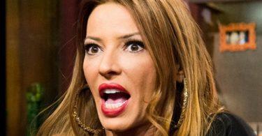 Former Mob Wives Star Drita D'Avanzo Arrested in FBI Raid