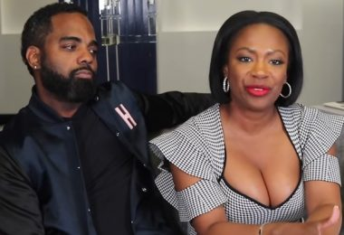 Kandi Burruss: Todd Tucker is Being Selfish With New Baby