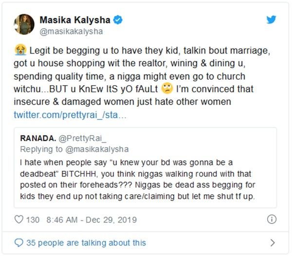 Masika Kalysha Calls Fetty Wap An Absent Father