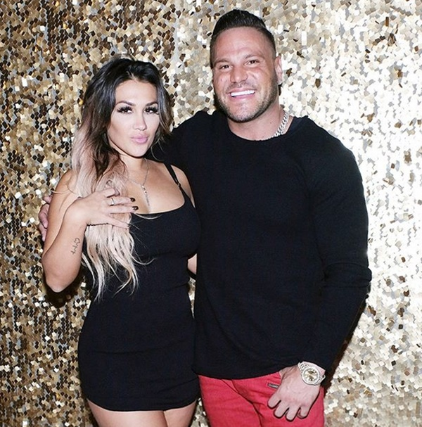 Jen Harley HIRES Big Guns To Battle Ronnie Ortiz-Magro