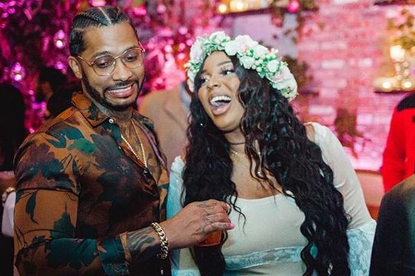 Charmaine Praises Husband Neek Bey and BFF Ryan Henry