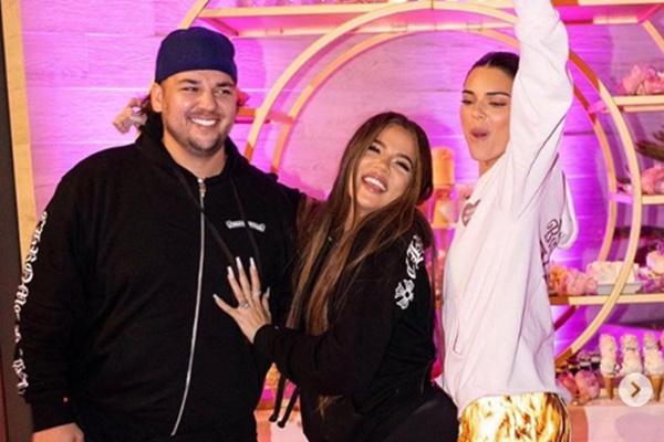 Rob Kardashian Has Evelyn Lozada Thirsting For That Beef Cake