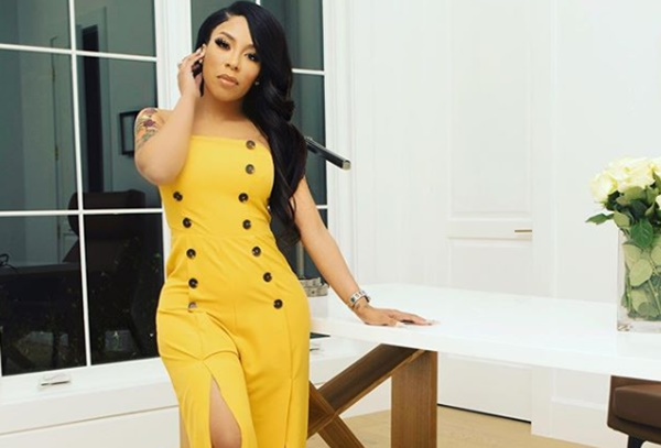 K. Michelle DRAGS Tamar Braxton; Her Husband Adefeso Responds