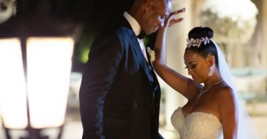 CeCe Gutierrez & Byron Scott Officially Married