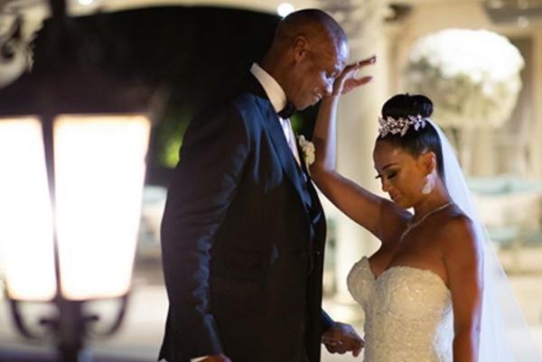 CeCe Gutierrez & Byron Scott Officially Married