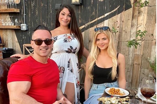 Angelina SLAMS Jersey Shore Family Roast Joke; Deena Responds