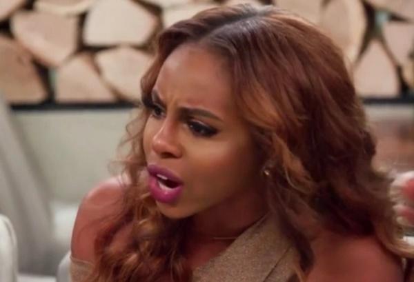 Candiace Dillard Bassett: Monique Samuels Is A 'Flip Flopper'