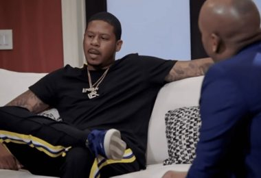 'Marriage Boot Camp' Why Vado Hit Tahiry Jose; He's Expelled
