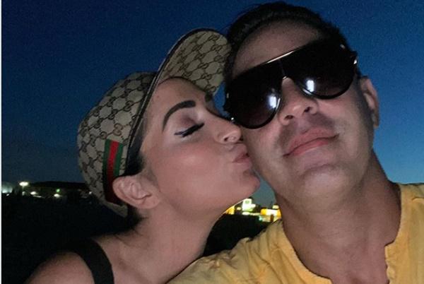 Angelina Pivarnick + Chris Larangeira NOT Separated