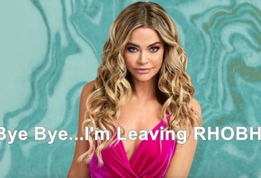 Denise Richards QUITS 'RHOBH' Amid Alleged Brandi Glanville Affair