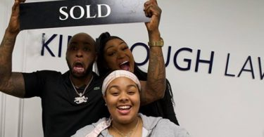 Ceaser + Girlfriend Suzette Shade His Baby Momma Crystal
