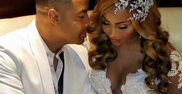 Cynthia Baily + Mike Hill Officially Married